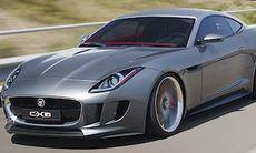 Jaguar C-X16 Concept – katten vad snygg!