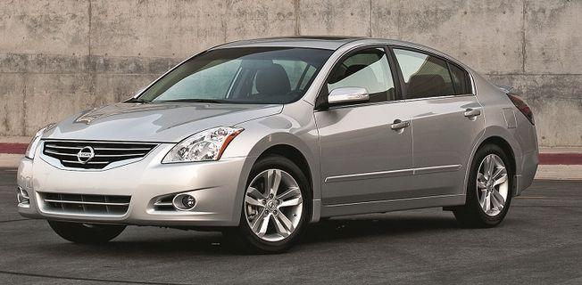 Nissan Altima 3.5 (2011-)