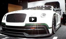 TV: Bentley Continental GT3 – återkomsten!