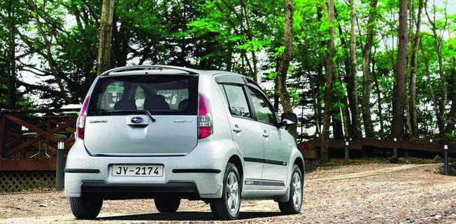 Subaru Justy 1.0 (2011-)