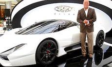 Shelby SuperCars Tuatara premiärvisad