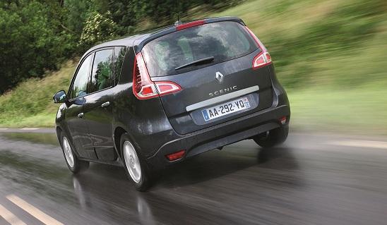Renault Scénic dCi 130 FAP (2011-)