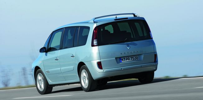 Renault Grand Espace TCe 170 (2011-)