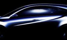 Hondas nya minisuv
