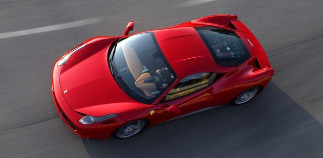 Ferrari 458 Italia (2011-)