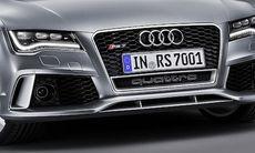 Audi RS 7 Sportback premiärvisad i Detroit