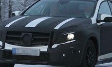Spion: Mercedes GLA - kompaktcrossover