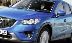 Mazda CX-3 på väg?