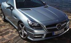 Öppna ett bankkonto – få en Mercedes