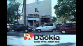 ReklamKlassiker: Däckia