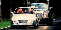 FILM: Rolls-Royce Phantom – mot Daihatsu Copen!