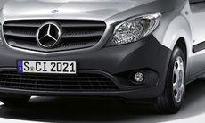 Mercedes Citan blir billigare än Volkswagen Caddy