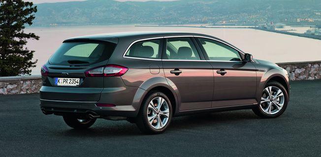 Ford Mondeo Kombi 1.6 Ecoboost (2011-)