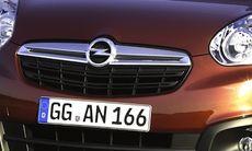 Officiell: Nya Opel Combo som är en Fiat Doblò