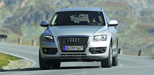 Audi Q5 3.0 TDI Quattro (2011-)