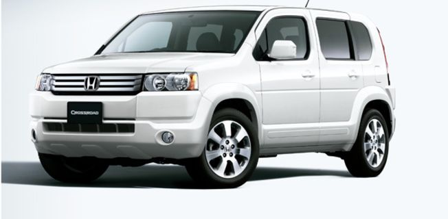 Honda Crossroad 1.8 (2011-)