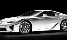 Filmdags - Historien om Lexus LFA