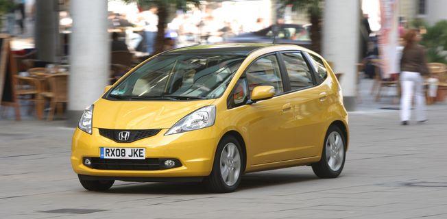 Honda Jazz 1.4 i-VETC (2011-)