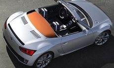 Porsche stoppar planer på mittmotorbil?