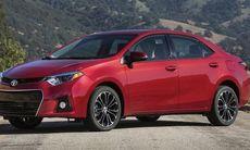 Nya Toyota Corolla sedan är större