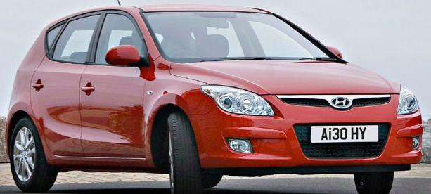 BEGAGNAD: Hyundai i30 - klart prisvärd