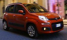 BILDGALLERI: Fräcka Fiat Panda