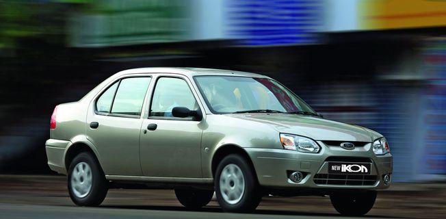 Ford Ikon 1.4D (2011-)