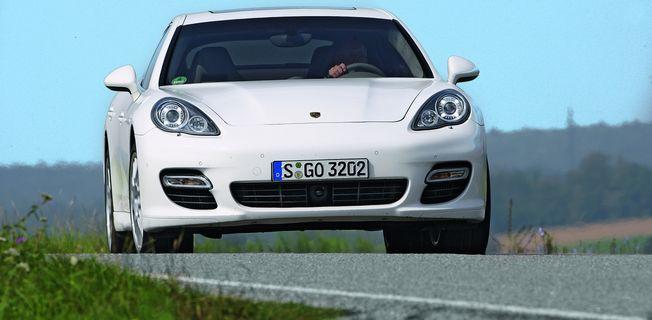 Porsche Panamera Turbo (2011-)