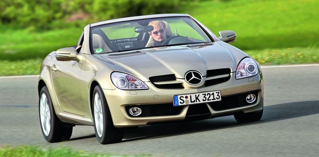 Mercedes-Benz SLK 350 (2011-)