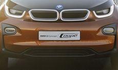 BMW i3 Coupé kommer till LA Auto Show