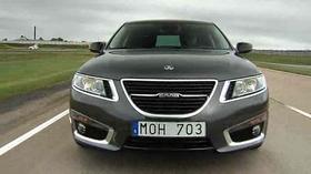 PROVKÖRD: Saab 9-5