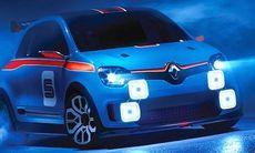 Renault Twin'Run Concept visar nästa Twingo