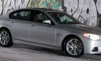 PROV: BMW 550i xDrive