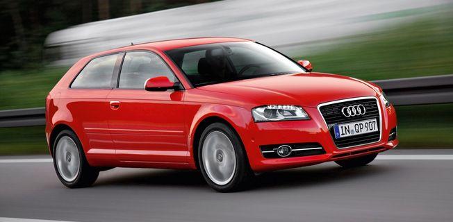 Audi A3 2.0 TFSI (2011-)