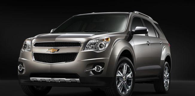 Chevrolet Equinox 3.6 (2011-)