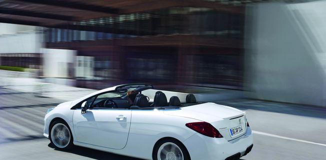 Peugeot 308 CC 120 VTi (2011-)