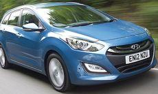 Hyundai i30 Kombi får fem stjärnor i krocktest