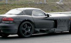 SPION: Är detta nya McLaren-Mercedes?