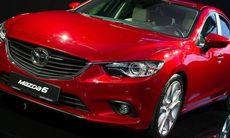 Mazda 6 får flera nya säkerhetssystem