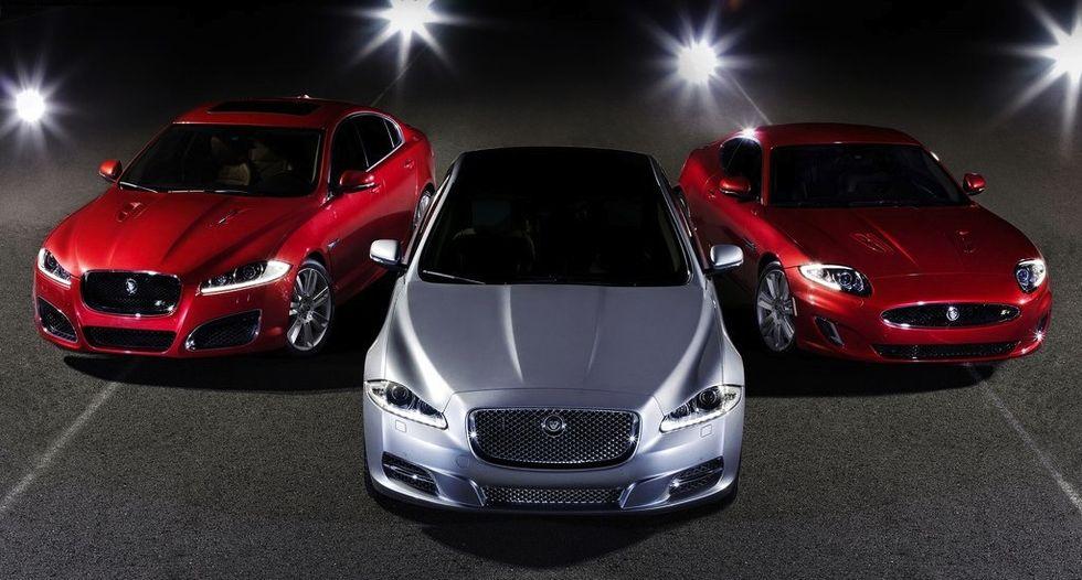Jaguars nuvarande modellpalett kompletteras snart med en utmanare till BMW 3-serie, och en crossover.