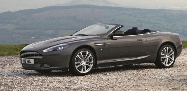 Aston Martin DB9 Volante (2011-)