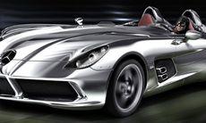 Tillbaka till 1955: Mercedes SLR Stirling Moss