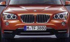 BMW X1 får facelift och ny toppmodell