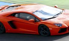 Exklusiv förhandsvisning: Huldt provkör Lamborghini Aventador