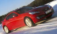 PROV: Körmaskinen Hyundai Genesis Coupé
