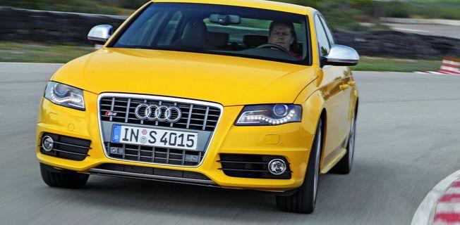 Audi S4 Avant 3.0 TFSI (2011-)