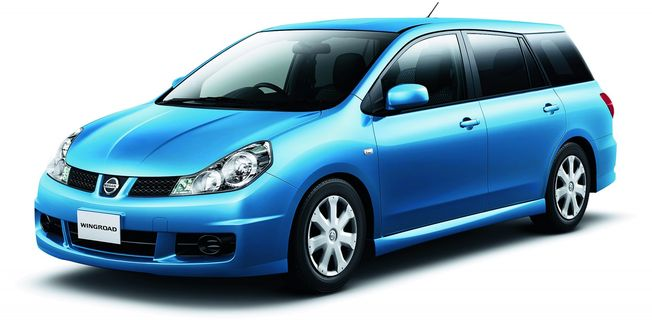 Nissan Wingroad 1.8 (2011-)