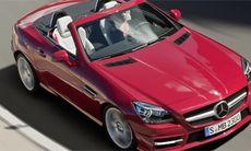 Mercedes SLK är officiell - äntligen