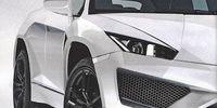 Yxig design och raka linjer känns igen från resten av Lamborghinis modellprogram.