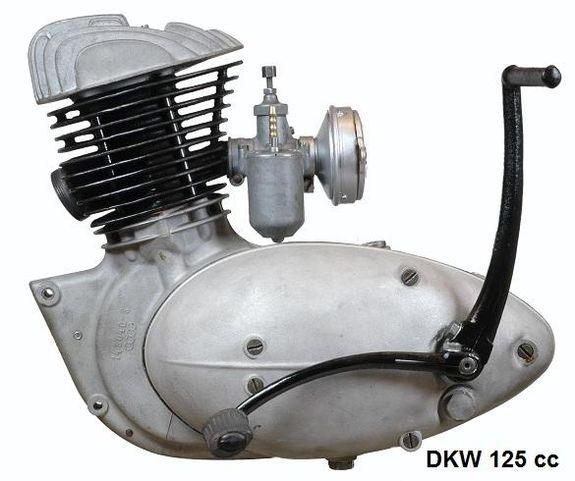 Världens mest kopierade motor